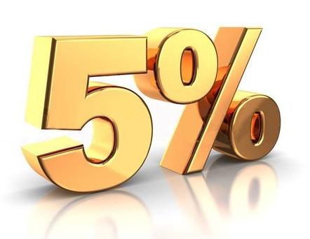 Скидка 5% при заказе через корзину